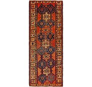 Link to 4' 4 x 11' 7 Shiraz Persian Runner Rug