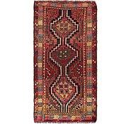 Link to 3' 6 x 7' 4 Shiraz Persian Runner Rug