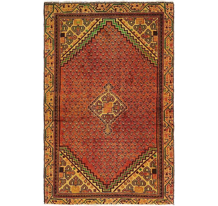 4' x 6' 8 Botemir Persian Rug