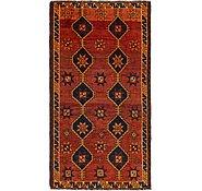 Link to 4' 3 x 8' Shiraz-Lori Persian Rug