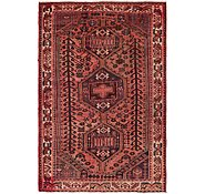 Link to 5' 3 x 8' Shiraz Persian Rug