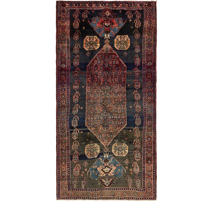 4' 2 x 8' 6 Sirjan Persian Runner Rug