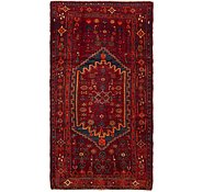 Link to 4' 9 x 8' 9 Hamedan Persian Rug