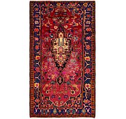 Link to 5' 3 x 9' 2 Hamedan Persian Rug