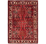 Link to 5' x 7' 4 Hamedan Persian Rug