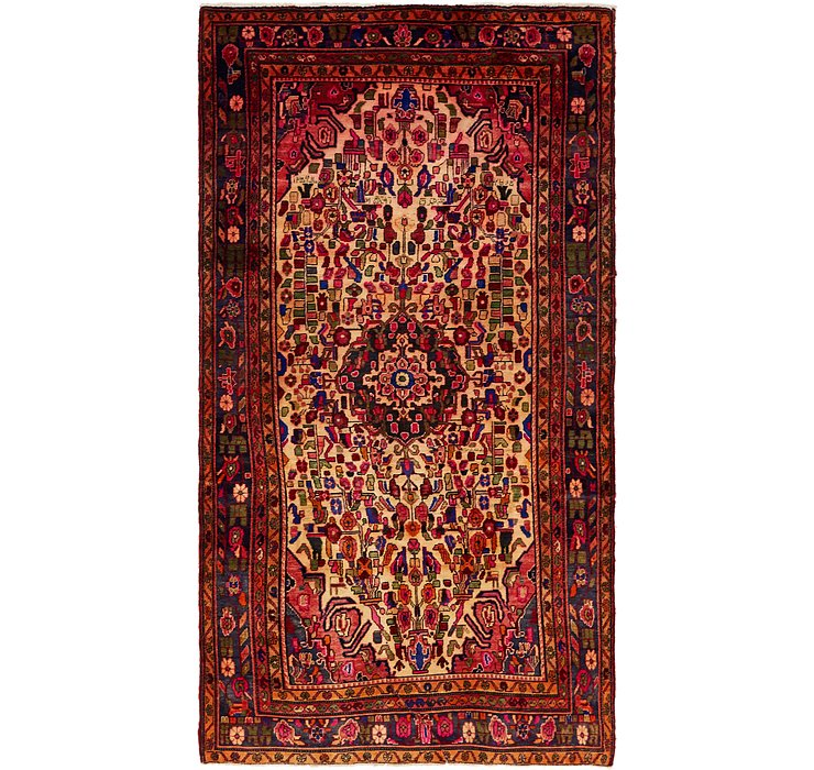 163cm x 297cm Borchelu Persian Rug
