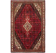 Link to 6' 2 x 9' 3 Hamedan Persian Rug