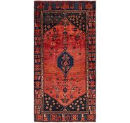 Link to 4' 10 x 9' 4 Hamedan Persian Rug