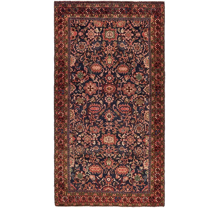 157cm x 310cm Malayer Persian Runner ...