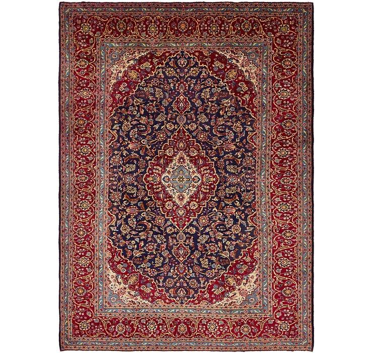 262cm x 365cm Kashan Persian Rug
