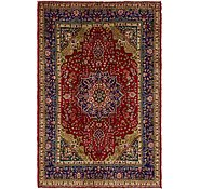 Link to 6' 10 x 10' 4 Tabriz Persian Rug