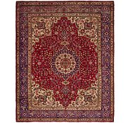 Link to 10' x 12' 3 Tabriz Persian Rug