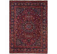 Link to 8' 4 x 11' 6 Mashad Persian Rug