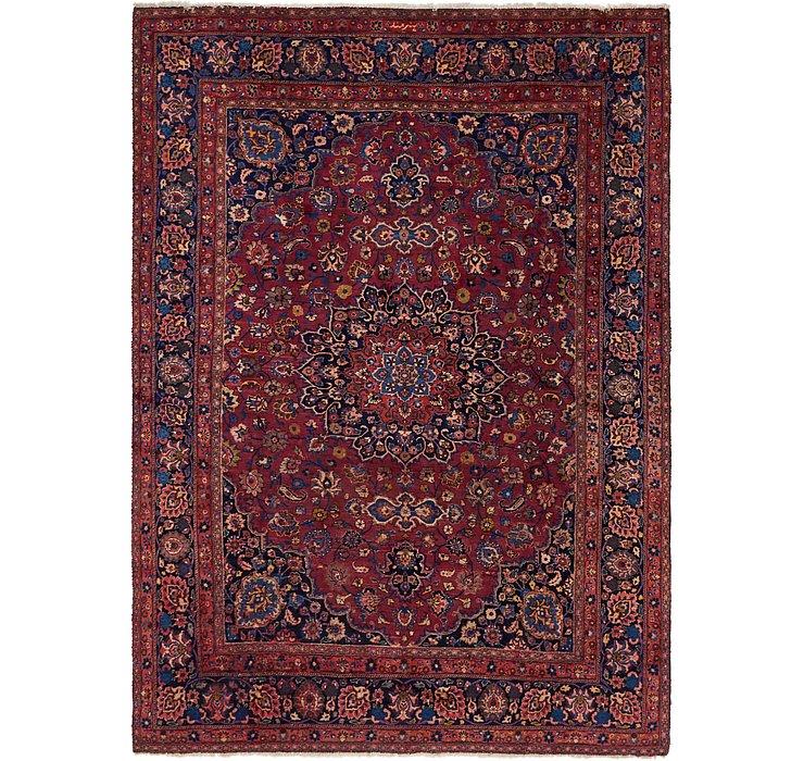 8' 4 x 11' 6 Mashad Persian Rug
