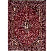 Link to 9' x 11' 8 Kashan Persian Rug