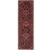 Link to 2' 10 x 9' 4 Hamedan Persian Runner Rug