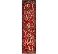 Link to 90cm x 330cm Hamedan Persian Runner Rug