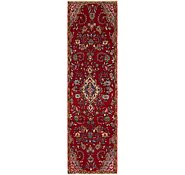 Link to 2' 7 x 9' 7 Hamedan Persian Runner Rug