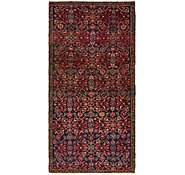 Link to 2' 8 x 5' 6 Hossainabad Persian Rug