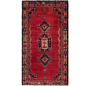 Link to 4' 3 x 8' 3 Hamedan Persian Rug