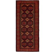 Link to 4' 6 x 10' 3 Balouch Persian Runner Rug