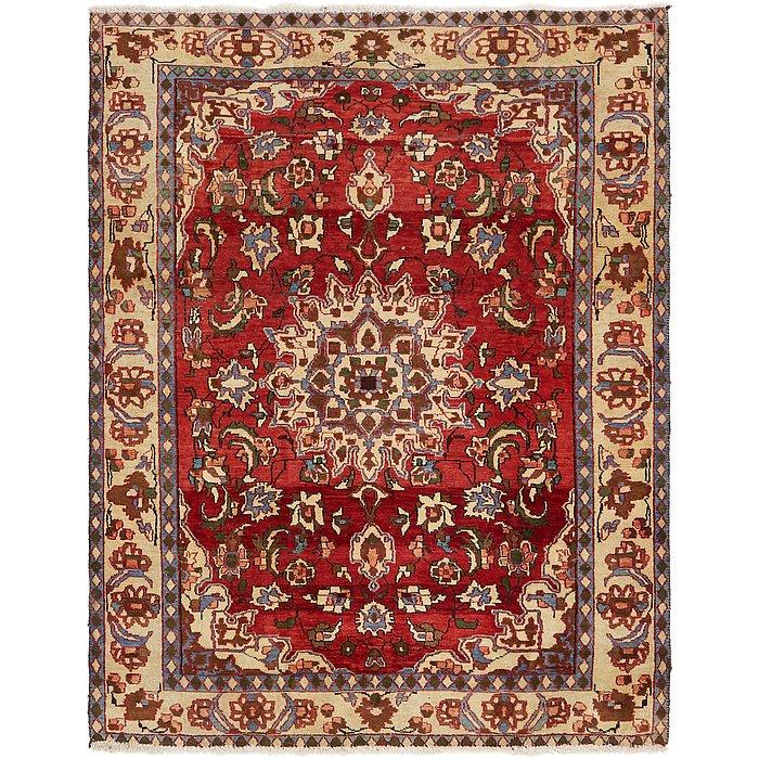 4' 10 x 6' 3 Mahabad Persian Rug