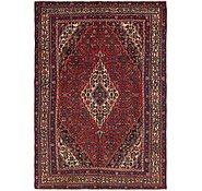 Link to 6' 6 x 8' 8 Hossainabad Persian Rug
