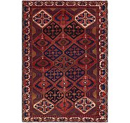 Link to 6' 6 x 9' 4 Shiraz Persian Rug