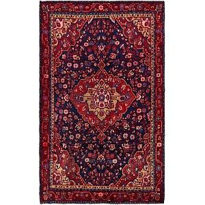 6' 7 x 10' 8 Hamedan Persian Rug