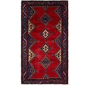 Link to 4' 10 x 8' 9 Chenar Persian Rug