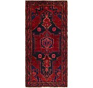 Link to 4' 7 x 9' 5 Hamedan Persian Runner Rug