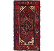 Link to 3' 7 x 6' 10 Hamedan Persian Rug