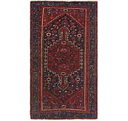 Link to 3' 5 x 6' 3 Hamedan Persian Rug