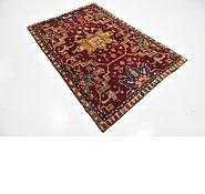 Link to 4' 4 x 6' 4 Hamedan Persian Rug