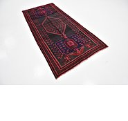 Link to 3' 7 x 7' 10 Meshkin Persian Runner Rug