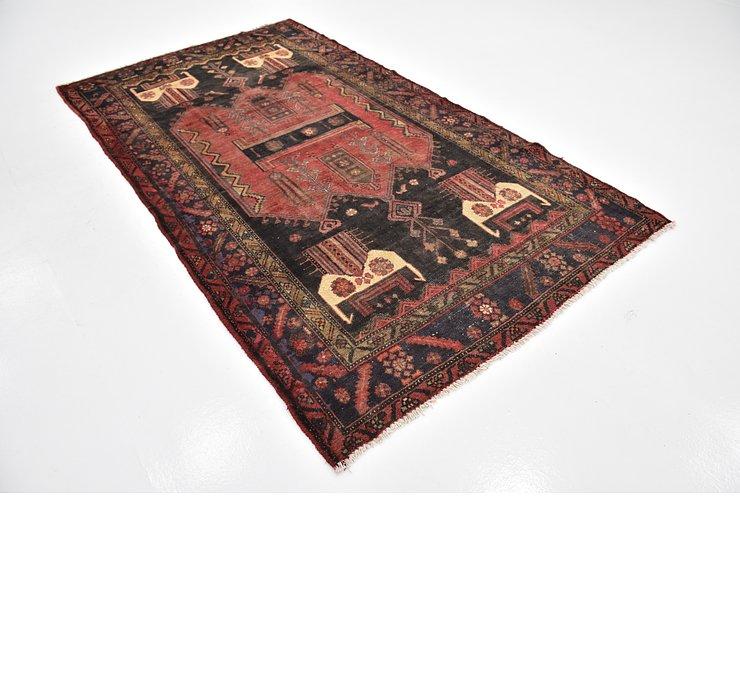 5' 2 x 9' Sirjan Persian Rug
