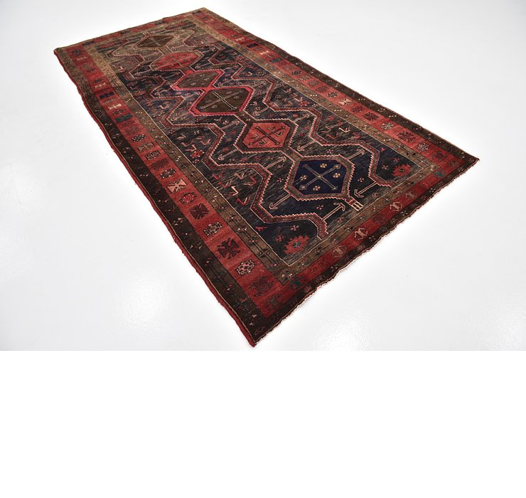 HandKnotted 5' x 10' 2 Chenar Persian Runner Rug