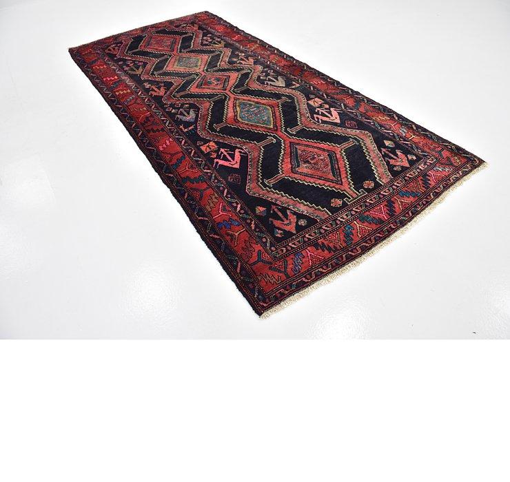 4' 10 x 10' 6 Chenar Persian Runner Rug