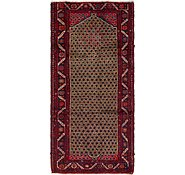 Link to 3' 10 x 8' Koliaei Persian Runner Rug
