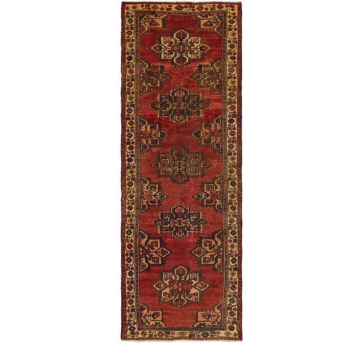 3' 3 x 9' 6 Ferdos Persian Runner Rug