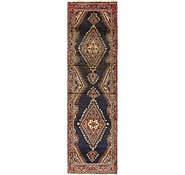 Link to 2' 9 x 10' Hamedan Persian Runner Rug