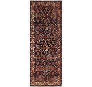 Link to 100cm x 297cm Hossainabad Persian Runner Rug