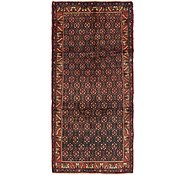 Link to 3' 9 x 8' 7 Hossainabad Persian Runner Rug