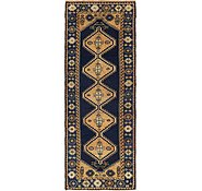 Link to 3' 5 x 9' 6 Shiraz Persian Runner Rug