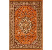 Link to 5' x 7' 3 Classic Aubusson Rug