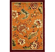 Link to 5' x 7' 4 Classic Aubusson Rug