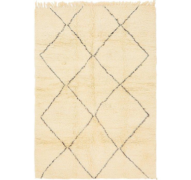 5' 9 x 9' Moroccan Rug