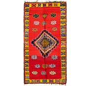 Link to 4' 2 x 9' Moroccan Runner Rug