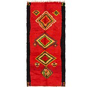 Link to 4' 9 x 11' 4 Moroccan Runner Rug