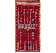 Link to 5' x 10' 2 Moroccan Runner Rug